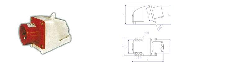 Hazemeyer plug socket demex ip44 surface plug cheapraybanclubmaster Choice Image